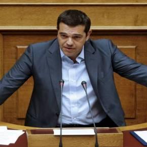 «Χείμαρρος» ο Α.Τσίπρας, μίλησε για όλα: Τί θα γίνει με εκλογικό νόμο, εργασιακά, τηλεοπτικές άδειες καιανασχηματισμό