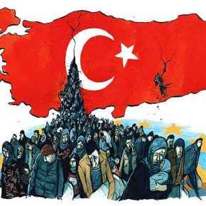 Ανάκληση των Τούρκων αξιωματούχων από τα ελληνικά νησιά – «Μπουρλότο» στοπροσφυγικό;
