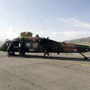 Τουρκικό ελικόπτερο Βlack Hawk προσγειώθηκε στην Αλεξανδρούπολη – Ζήτησαν πολιτικό άσυλο(φωτό)