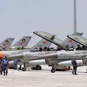 Ο Ερντογάν κλείνει την αεροπορική βάση Ακιντζί- την »φωλιά» των F-16 των πραξικοπηματιών!