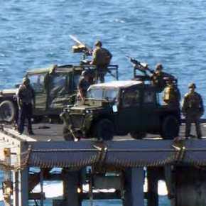 Αμερικανοί ναύτες ετοιμάζονται να βάλλουν κατά τουρκικών στόχων στα Στενά – Με το ένα «πόδι» εκτός ΝΑΤΟ η Τουρκία (φωτό,vid)