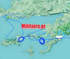 Tι ψάχνουν που και με τι μέσα οι Τούρκοι στο Αιγαίο και στην Μαρμαρίδα!Χάρτες