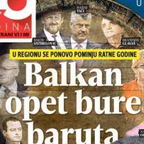 Οι Σέρβοι «προειδοποιούν» για νέο επερχόμενο βαλκανικόπόλεμο