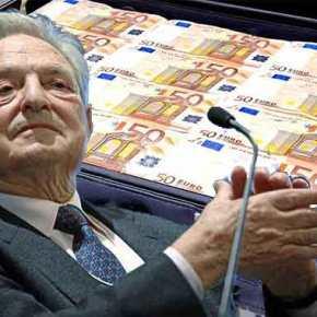 ΔΥΣΩΔΙΑ – Τ.Σόρος: «Πληρώσαμε 6 ελληνικές εφημερίδες, 10 ρ/τ και 6 ιστοσελίδες για να υποστηρίξουν το ουκρανικόπραξικόπημα»!
