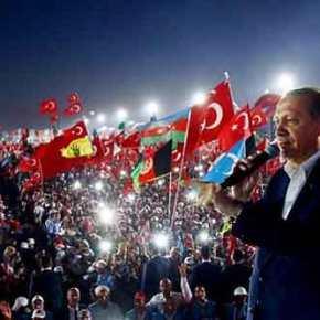 Ο Ερντογάν βλέπει συνεργασία Γκιουλέν…με PKK!!! Σουλτάνος είναι ότι θέλειλέει