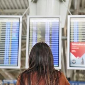 «Απογειώθηκε» η επιβατική κίνηση στα ελληνικάαεροδρόμια