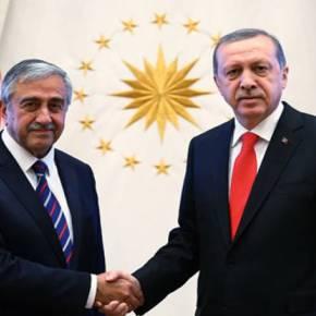 Συνάντηση Μ. Ακιντζί και Ρ.Τ. Ερντογάν με το Κυπριακό στοεπίκεντρο