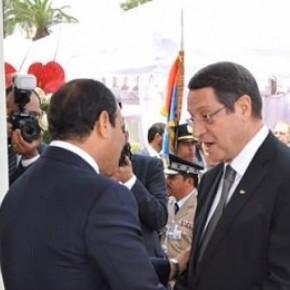 Κύπρος: Μήνυμα Ν. Αναστασιάδη προς Σίσι για συνεργασία μεΑίγυπτο