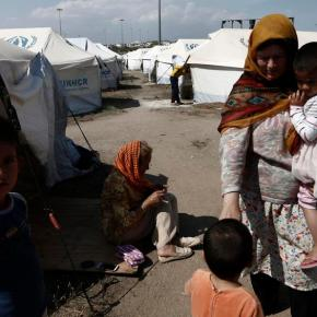 Το κυβερνητικό σχέδιο για καταυλισμούςμεταναστών