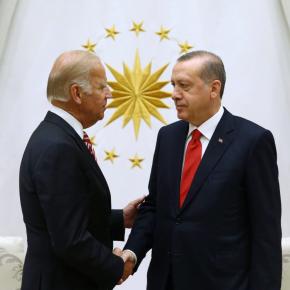 Γη και Ύδωρ από ΗΠΑ σε Ερντογάν; Περίεργη η υποστήριξη στονΣουλτάνο…