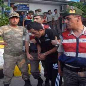 Κολυμπώντας (!) ήθελαν να περάσουν στην Ελλάδα οι 11 συλληφθέντες Bordo Bereli που θα σκότωναν τον Ρ.Τ.Ερντογάν(βίντεο)