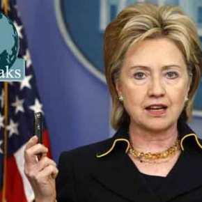 «Βόμβα» από Wikileaks: «Η Χ.Κλίντον εξόπλισε το ISIS και τους υπόλοιπους ισλαμιστές στην Συρία»(βίντεο)