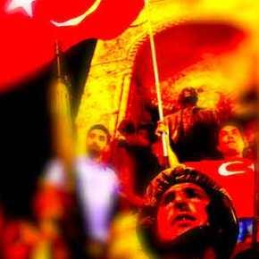 Ο πολιτικός και ο στρατηγικός στόχος του πραξικοπήματος στηνΤουρκία