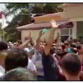 """""""Δολοφόνε Ερντογάν"""" φώναζαν στο Γκαζιαντέπ οργισμένοι συγγενείςθυμάτων!ΒΙΝΤΕΟ"""