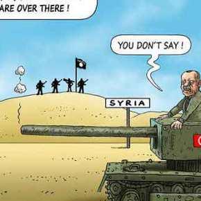 Αμερικανικό φρένο στην Τουρκία για τις επιθέσεις κατά Κούρδων! Πολλοί άμαχοινεκροί!