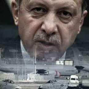 """Ο Ερντογάν κρατά """"ομήρους"""" τους Γερμανούς στο Ιντσιρλίκ!Τι ζητά από τοΒερολίνο"""