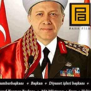 Γραφικότητες Ερντογάν! Κάνουν αντιαμερικανική ταινία για τοπραξικόπημα!
