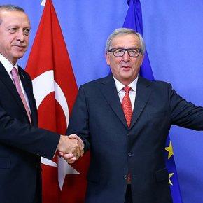 «Χοντραίνει» η κόντρα του Ερντογάν με την ΕΕ για τη βίζα -Ακόμα πιο κοντά στηρήξη