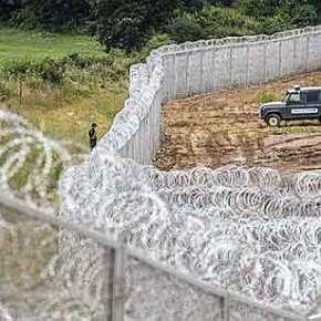 Η Βουλγαρία στήνει φράχτη 484 χιλιομέτρων στα σύνορα με τηνΕλλάδα