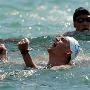 Συγχαρητήρια του πολιτικού κόσμου στον Σπύρο Γιαννιώτη Θερμά συγχαρητήρια στον Ολυμπιονίκη Σπύρο Γιαννιώτη έστειλε ο πολιτικός κόσμος τηςχώρας