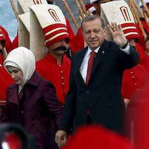 Ανθελληνικό παραλήρημα του «σουλτάνου» Ερντογάν στην Κωνσταντινούπολη: Ευθείες απειλές κατά τηςΕλλάδος