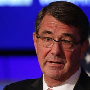 Ο Κάρτερ καλεί την Τουρκία να μην στοχοθετεί Κούρδουςμαχητές
