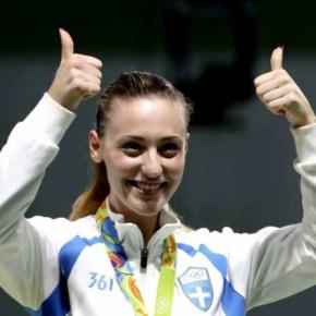 Ντροπή: Δεν κάλεσαν την Άννα Κορακάκη στην εκδήλωση τιμής για τους Ολυμπιονίκες στο Προεδρικό Μέγαρο (vid)(upd)