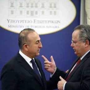 «Πόλεμος» ανακοινώσεων υπουργείων Εξωτερικών Ελλάδας –Τουρκίας