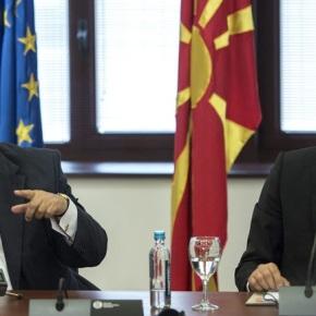 Σημαντική ώθηση στην ανάπτυξη των σχέσεωνΕλλάδας-ΠΓΔΜ