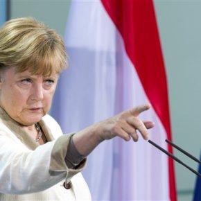 Merkel στους Τούρκους της Γερμανίας: Ενσωματωθείτε στηνκοινωνία