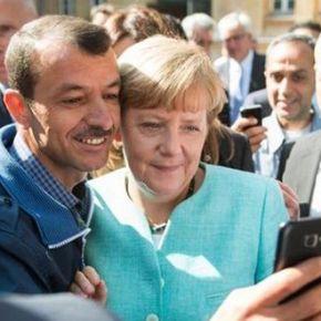 Μέρκελ: Δεν είναι οι πρόσφυγες που έφεραν την τρομοκρατία στηΓερμανία