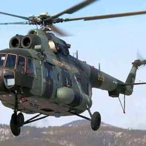 Καταρρίφθηκε ρωσικό εξοπλισμένο ελικόπτερο Mil Mi-8 στην Συρία – Νεκροί οι πιλότοι(φωτό-βίντεο)