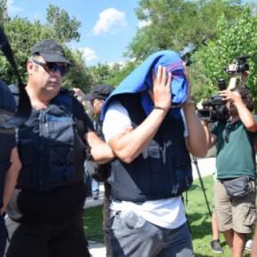 Αίτημα έκδοσης και νέο κατηγορητήριο για τους 8 στέλνει ηΤουρκία