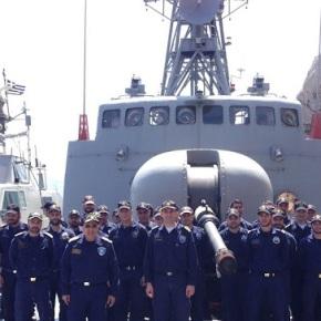 Το Πολεμικό Ναυτικό στον εορτασμό της Κοιμήσεως της Θεοτόκου στην Τήνο και τηνΠάρο