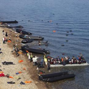 Αυξημένες οι μεταναστευτικές ροές προς Λέσβο, Χίο,Κω