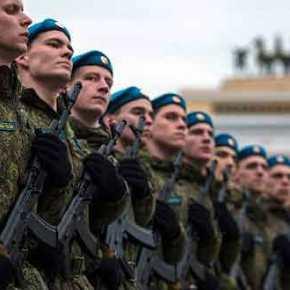 Ρωσία έτοιμη για πόλεμο με την Ουκρανία! Σκληρό μήνυμα Μόσχας στοΚίεβο
