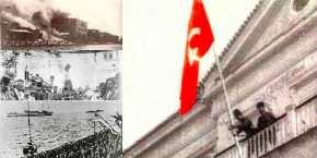 """ΣΜΥΡΝΗ 27 Αυγούστου 1922: Αίμα θάνατος και φρίκη """"γέννησαν"""" την κεμαλικήΤουρκία"""