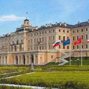 ΣΗΜΕΙΟ για τον σουλτάνο: η συνάντηση με τον Πούτιν έγινε στο Παλάτι του ΚΩΝΣΤΑΝΤΙΝΟΥ στην περιοχήStrelna