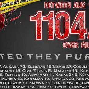 """""""Οχι άλλη δημοκρατία Ερντογάν""""! Νέο ρεκόρ συλλήψεων στηνΤουρκία!"""