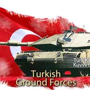 """""""Καφενείον η Τουρκία""""! Έβγαλαν τις μπαταρίες από τα άρματα μάχης με το φόβο νέουπραξικοπήματος!"""