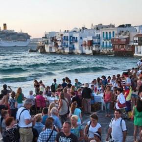 Σφιχτοχέρηδες οι τουρίστες φέτος στηνΕλλάδα
