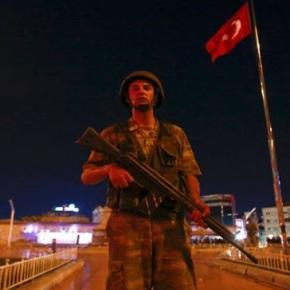 Τούρκος αξιωματικός που υπηρετεί στο ΝΑΤΟ ζήτησε άσυλο στιςΗΠΑ