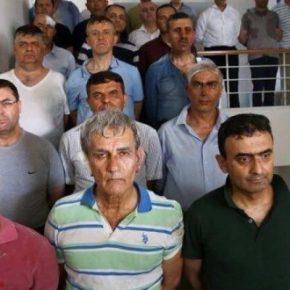 Κατέθεταν αιτήσεις διαζυγίου μία μέρα πριν το πραξικόπημα παρωδία στην Τουρκία οι συμμετέχοντες!!!