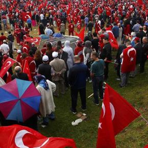Δίκτυο Τούρκων κατασκόπων «αλωνίζει» την Ευρώπη!!! Επιβεβαίωση Γερμανούβουλευτή!