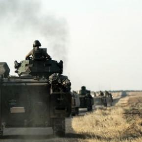 Τουρκικά πλήγματα σε αμάχους με στόχο Κούρδουςαντάρτες