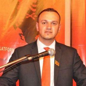 Απαγορεύτηκε σε Αλβανό εθνικιστή η είσοδος στηνΕλλάδα