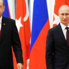 Τριμερής συνάντηση Πούτιν-Ερντογάν και Ασαντ στην Μόσχα! – Αλλάζουν όλα στηνΣυρία