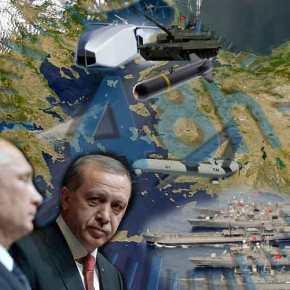 Πιθανή Εμπλοκή της Ελλάδας στο Αιγαίο! Χωρίς Ρωσική βοήθεια τα πρώτα24ωρα!!