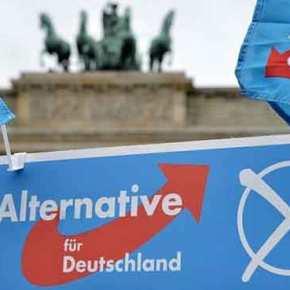 Τρίτο κόμμα στην Γερμανία το AfD! – Εφτασε το 16% σε πανεθνικό επίπεδο με ανοδικήτάση!