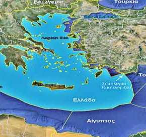 Τεράστια τα αποθέματα πετρελαίου και αερίου στην ανατολικήΜεσόγειο